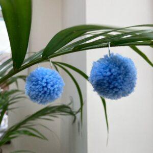 BABY BLUE FLUFFS